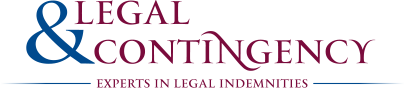 Legal & Contingency Experts in legal indemnities